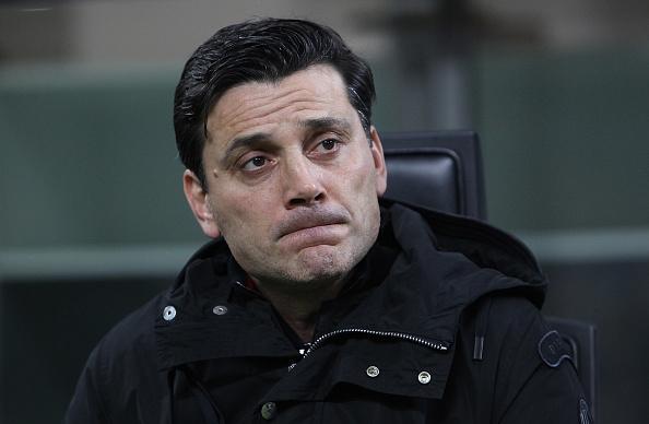 Италианският гранд Милан официалон се раздели със старши треньора Винченцо