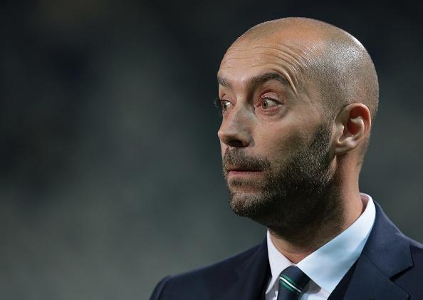 Италианският клуб Сасуоло официално освободи старши треньора на тима Кристиан