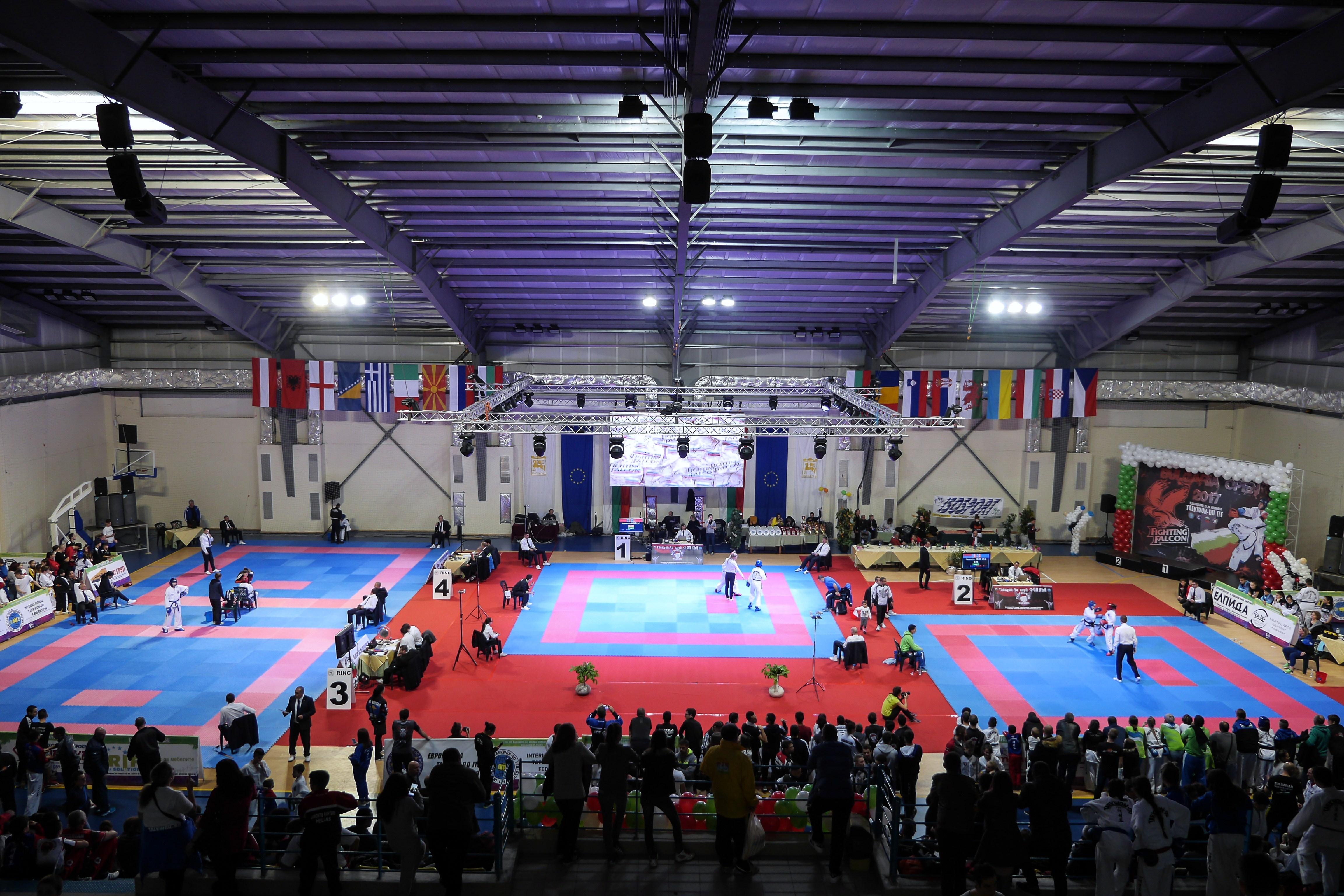 Българските състезатели завоюваха отборната купа за шампион на Европейския турнир