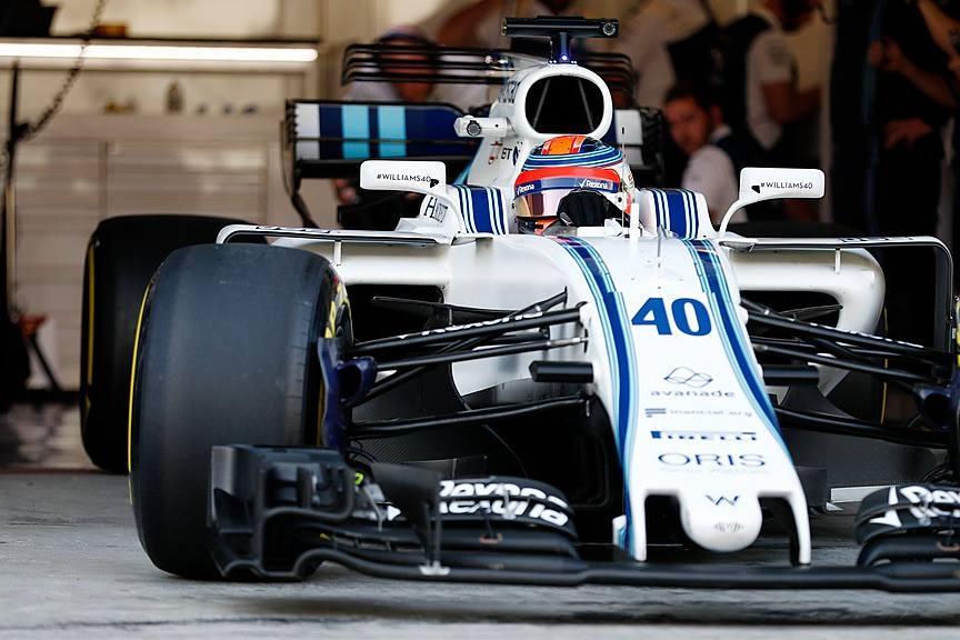Роберт Кубица се завърна в действие във Формула 1 в