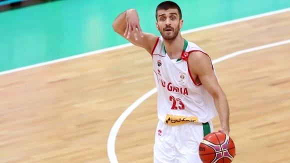 Станимир Маринов бе сред най-добрите играчи на България за втори