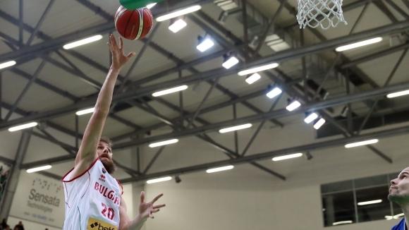 Капитанът на България Чавдар Костов изтъкна отборния дух и здравата