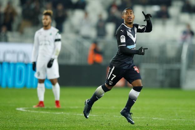 Отборът на Бордо прекъсна серията си от седем мача без