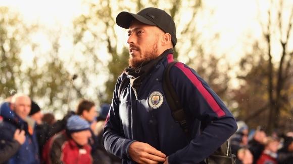 Полузащитникът на Манчестър Сити Давид Силва в близко бъдеще ще