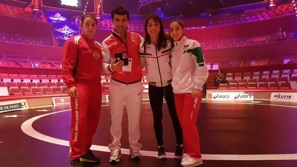Мими Христова беше най-убедителна от българския тим в двустранната среща
