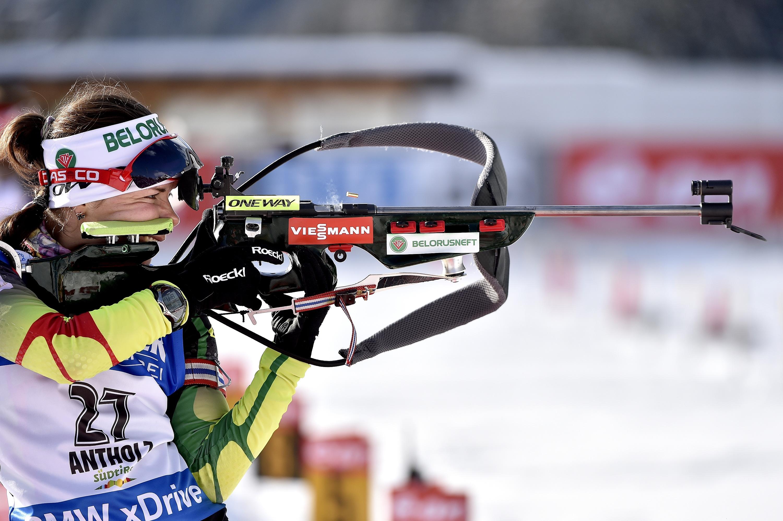 Надежда Скардино спечели на 15 километра индивидуално в Йостерзунд (Швеция),