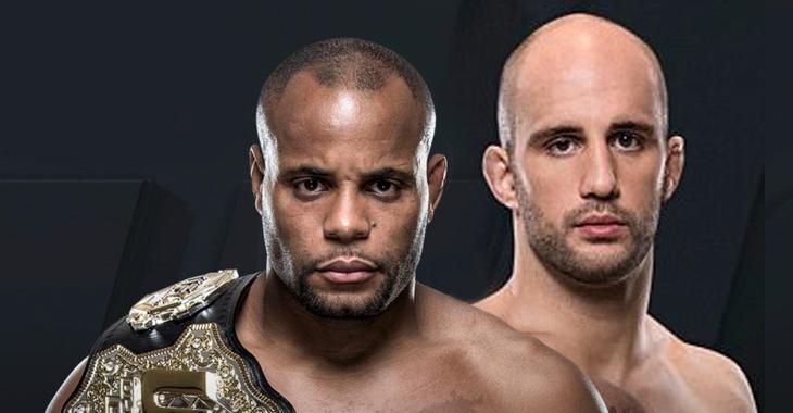 Даниел Кормие (САЩ) ще защитава титлата на UFC в полутежка