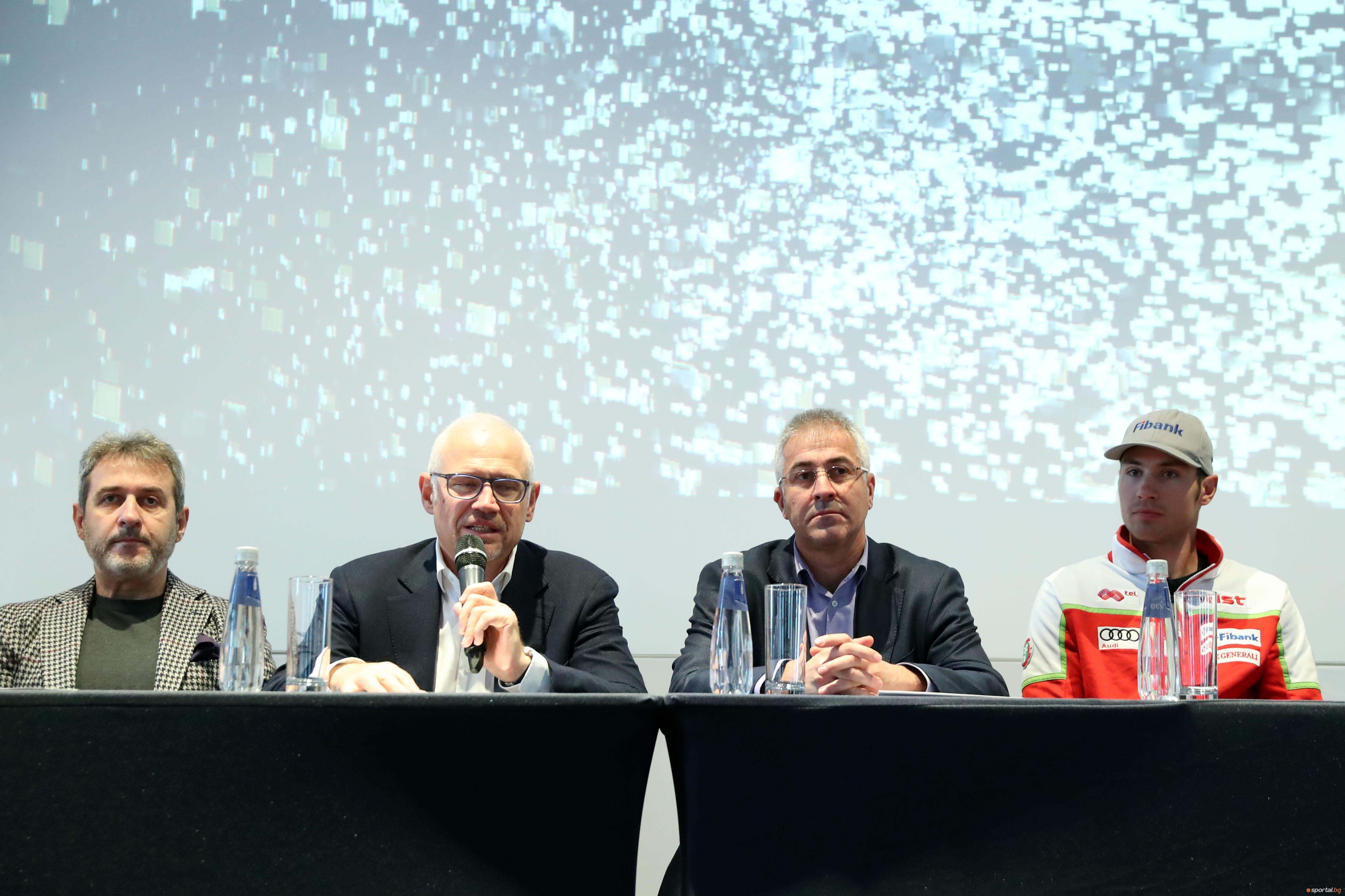 Олимпийските игри в Пьончан през февруари и Световната купа по