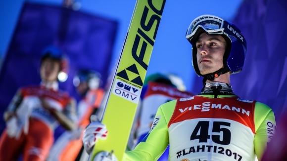 Шесткратният световен шампион по ски скок Грегор Шлиренцауер ще се