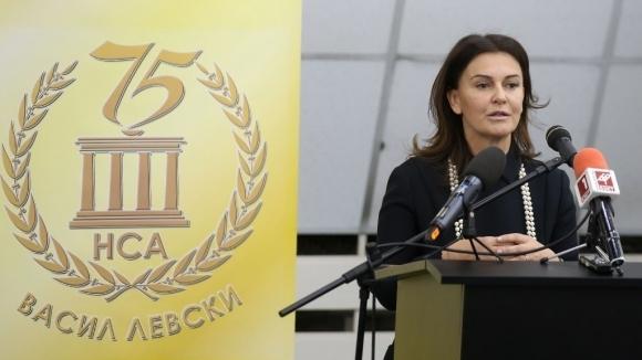 Заместник-министърът на младежта и спорта Ваня Колева участва в тържественото