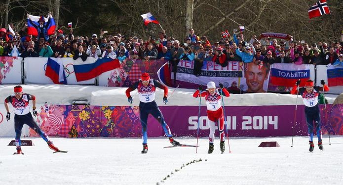 Международната федерация по ски (ФИС) взе решение да отстрани временно