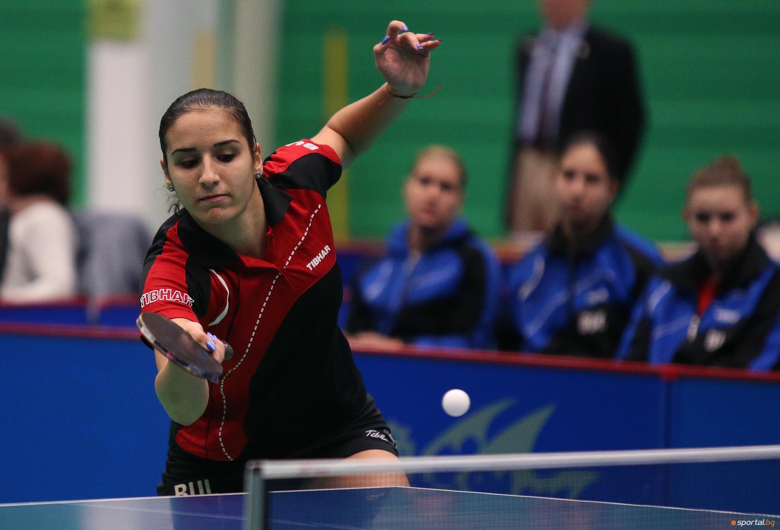 Мария Йовкова, единствената представителка на България на Световното първенство по