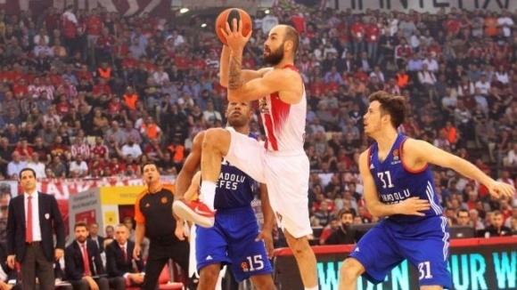 Макаби Тел Авив победи гостуващия Жалгирис (Литва) с 81:74 точки