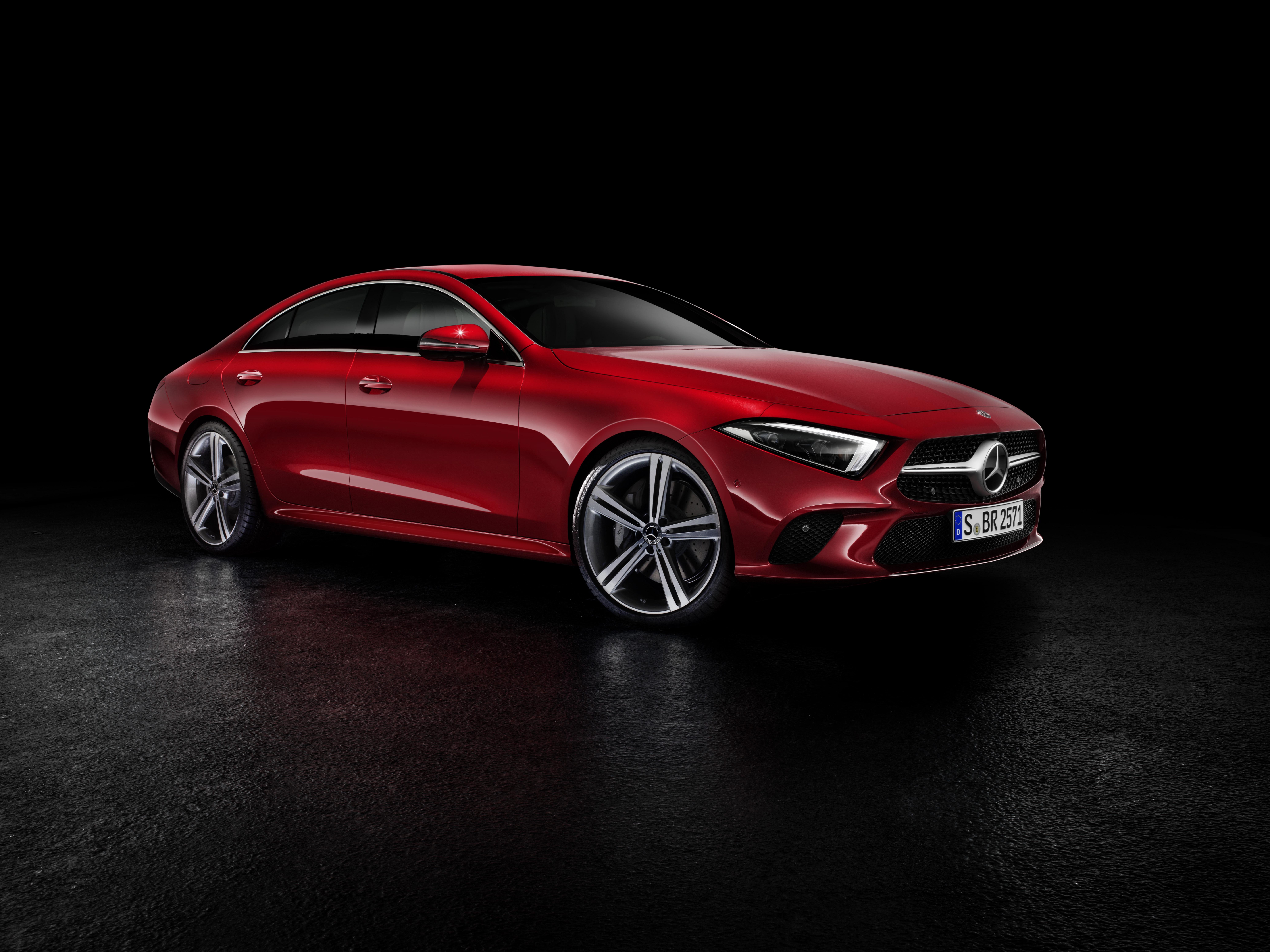 Третата генерация на CLS затвърждава новата дизайн стратегия на Mercedes-Benz