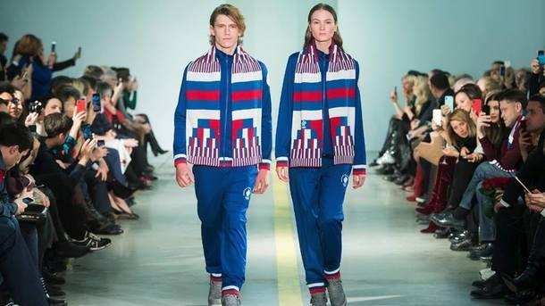 Снимка: Оплюха униформата на руските олимпийци за Пьончан 2018
