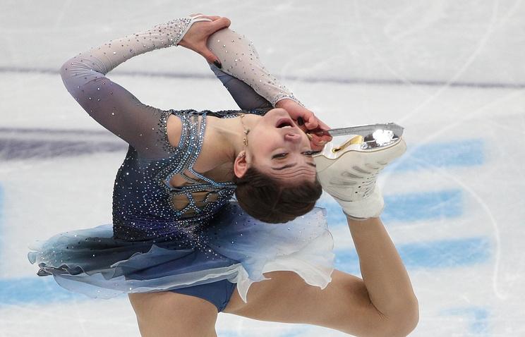 Двукратната световна и европейска шампионка Евгения Медведева от Русия ще