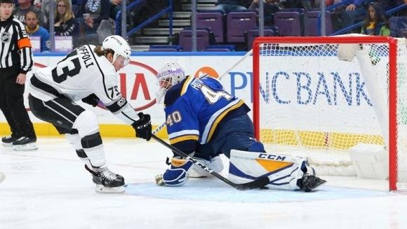 Лос Анджелис записа четвърта поредна победа в НХЛ след 4:1