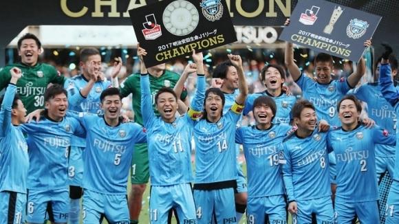 Снимка: Кавазаки спечели титлата в Япония