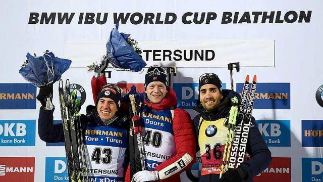 Норвежецът Тарей Бьо спечели спринта на 10 километра от Световната