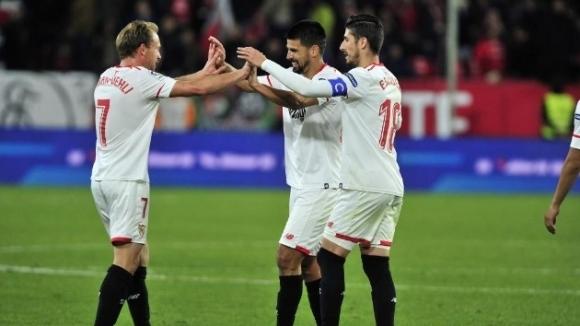 Отборът на Севиля надигра с 2:0 Депортиво Ла Коруня в