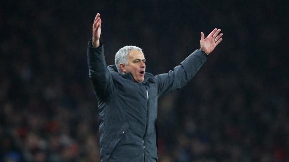 Мениджърът на Манчестър Юнайтед Жозе Моуриньо засипа с похвали своите