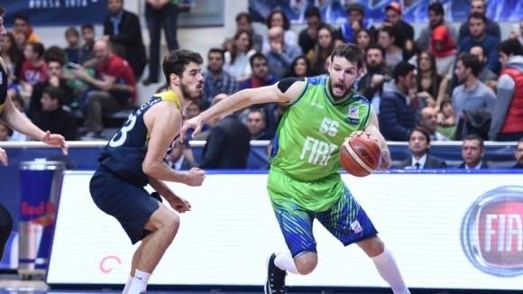 Калоян Иванов изигра добър мач за тима на Петким, който
