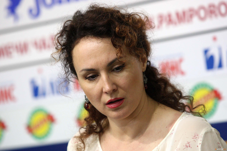 Президентът на Техническия комитет по художествена гимнастика на Европейския съюз