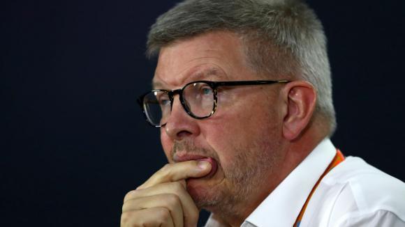 Директорът на Формула 1 Рос Браун заяви, че вижда сериозна