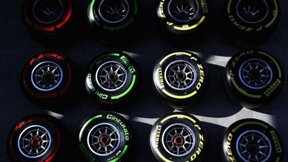 Неотдавна единственият доставчик на гуми във Формула 1 Пирели обявиха