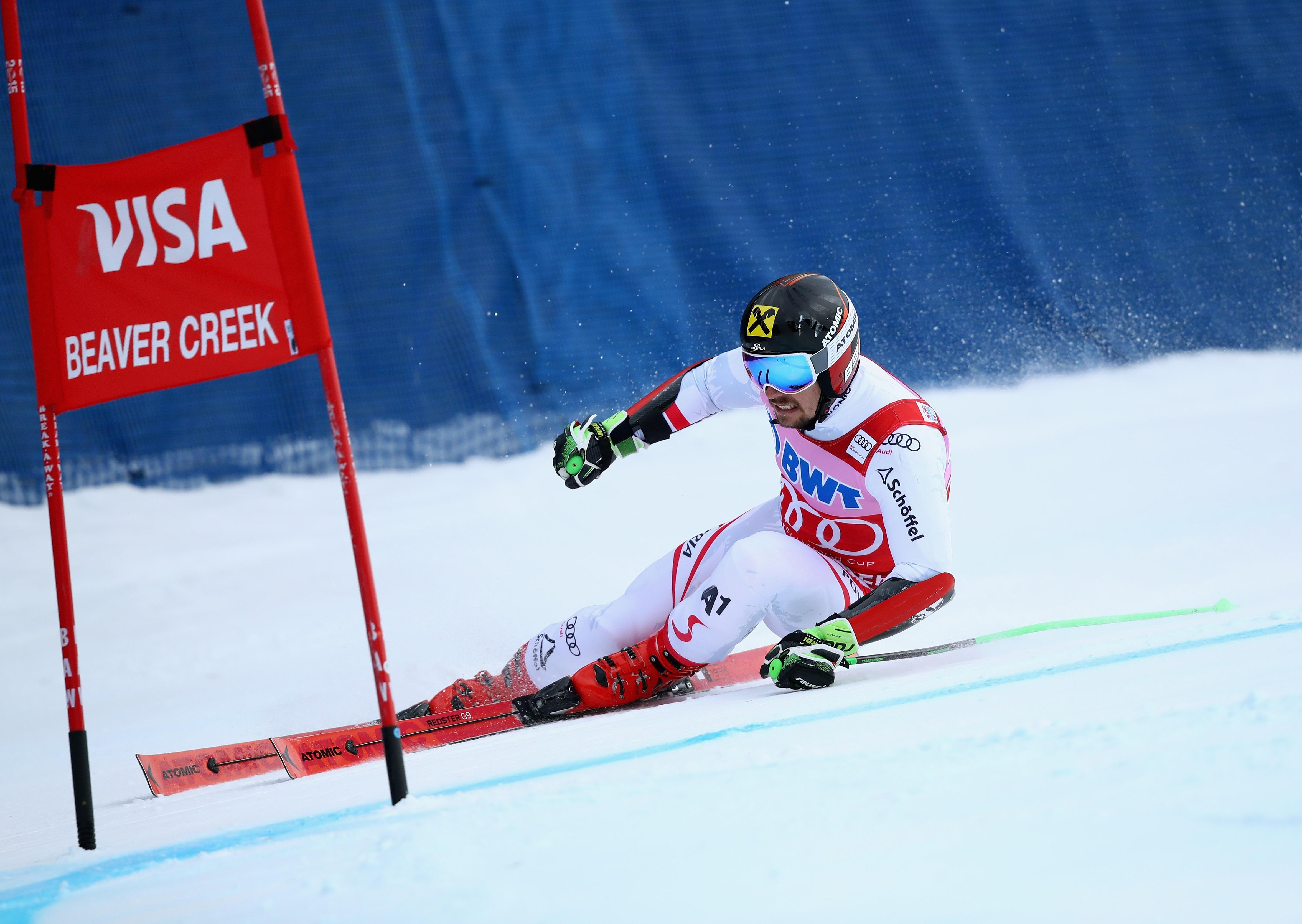 Световният шампион Марсел Хиршер (Австрия) спечели първия за сезона гигантски