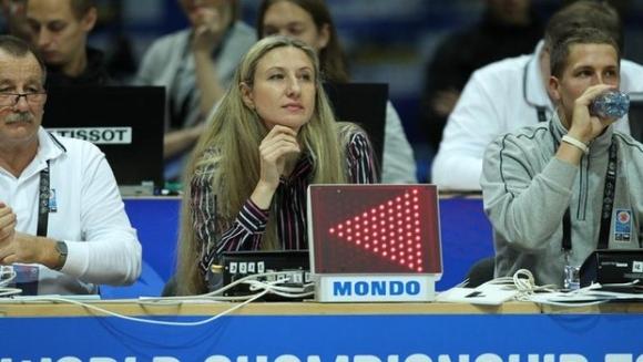 Генералният мениджър на БФБаскетбол Елеонора Рангелова официално бе обявена за