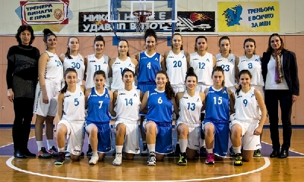 Отборът на Левски постигна втора победа в женското баскетболно първенство.