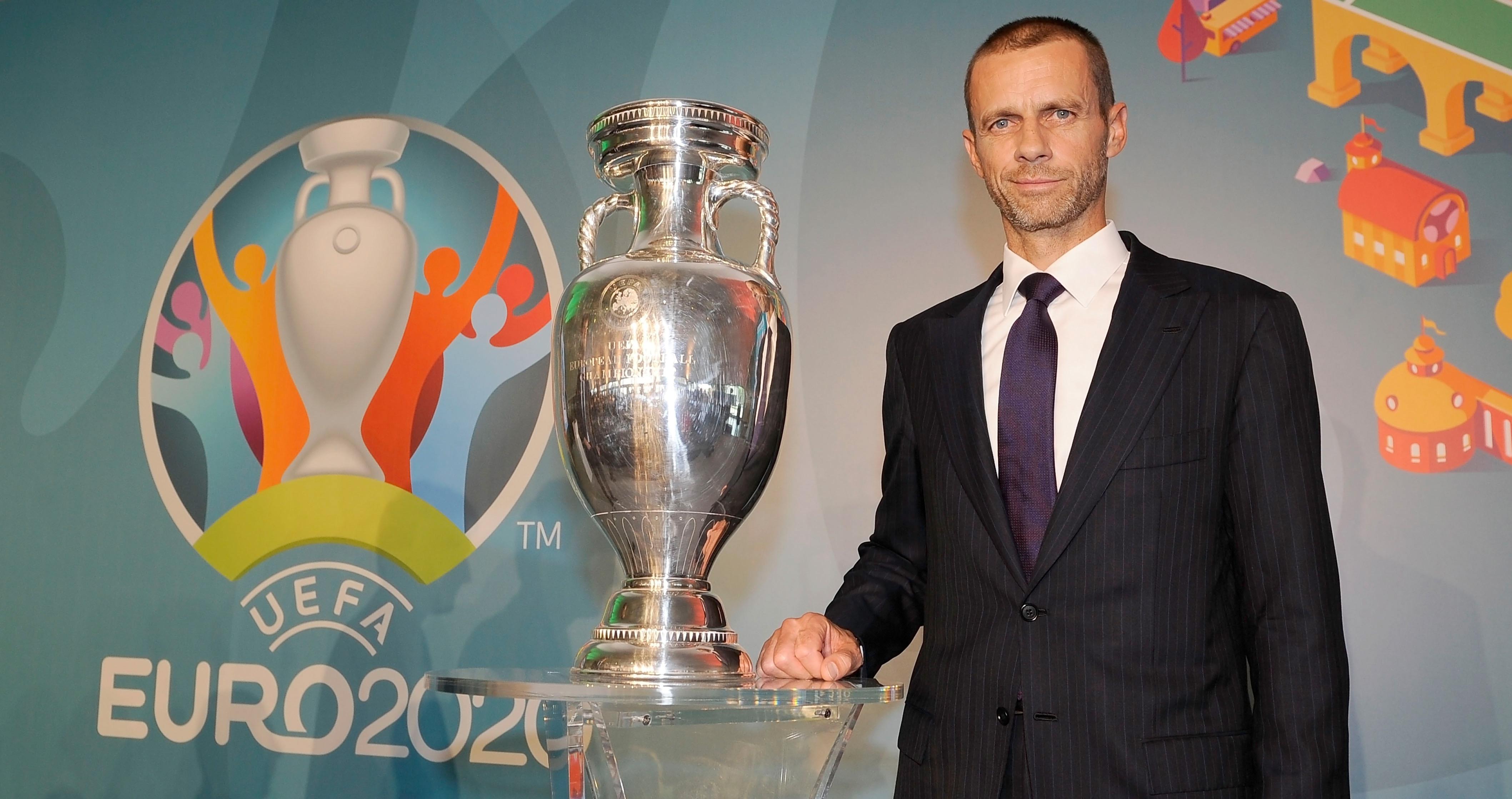Снимка: УЕФА кани отбори от други континенти за новия турнир