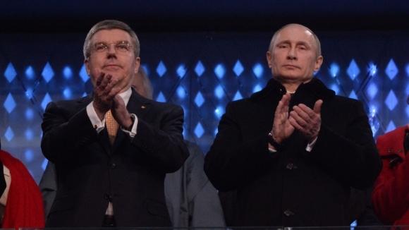 Русия няма да бойкотира Зимните олимпийски игри в Пьончан догодина,