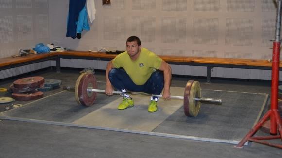 Българинът Васил Господинов се класира на шесто място в категория