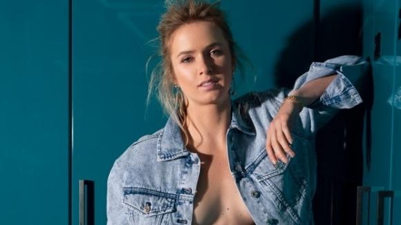 Снимка: Eлина Свитолина с еротична фотосесия за списание XXL
