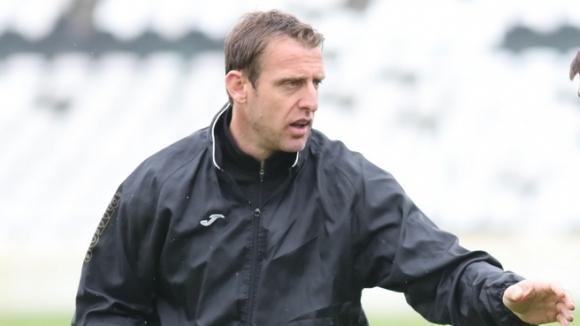 Бившият вратар на ЦСКА Радостин Станев е бил обран посред