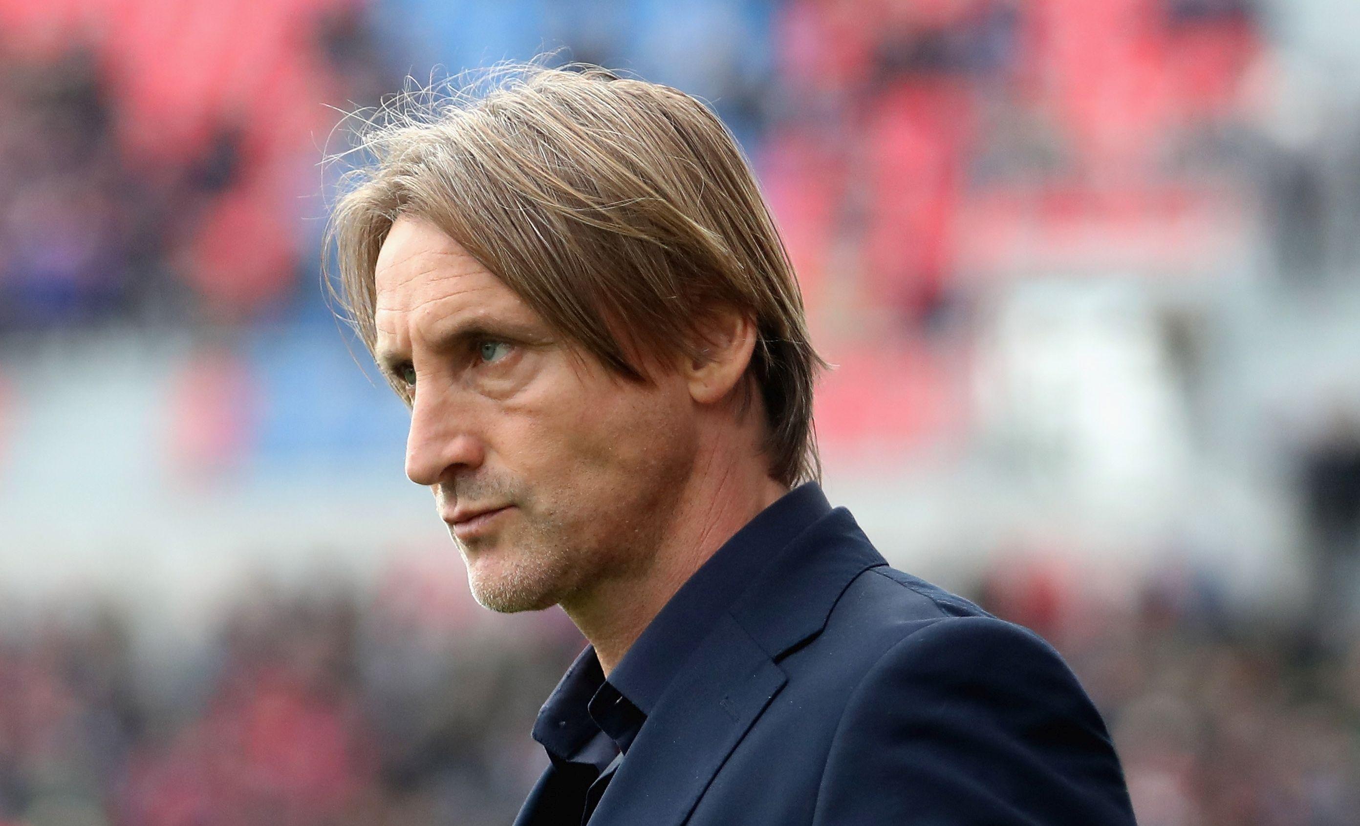 Треньорът на Кротоне Давиде Никола няма да остане още дълго