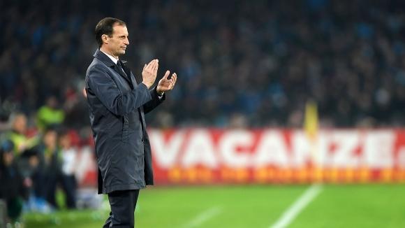 Ювентус успя да се класира на 1/8-финал в Шампионската лига,