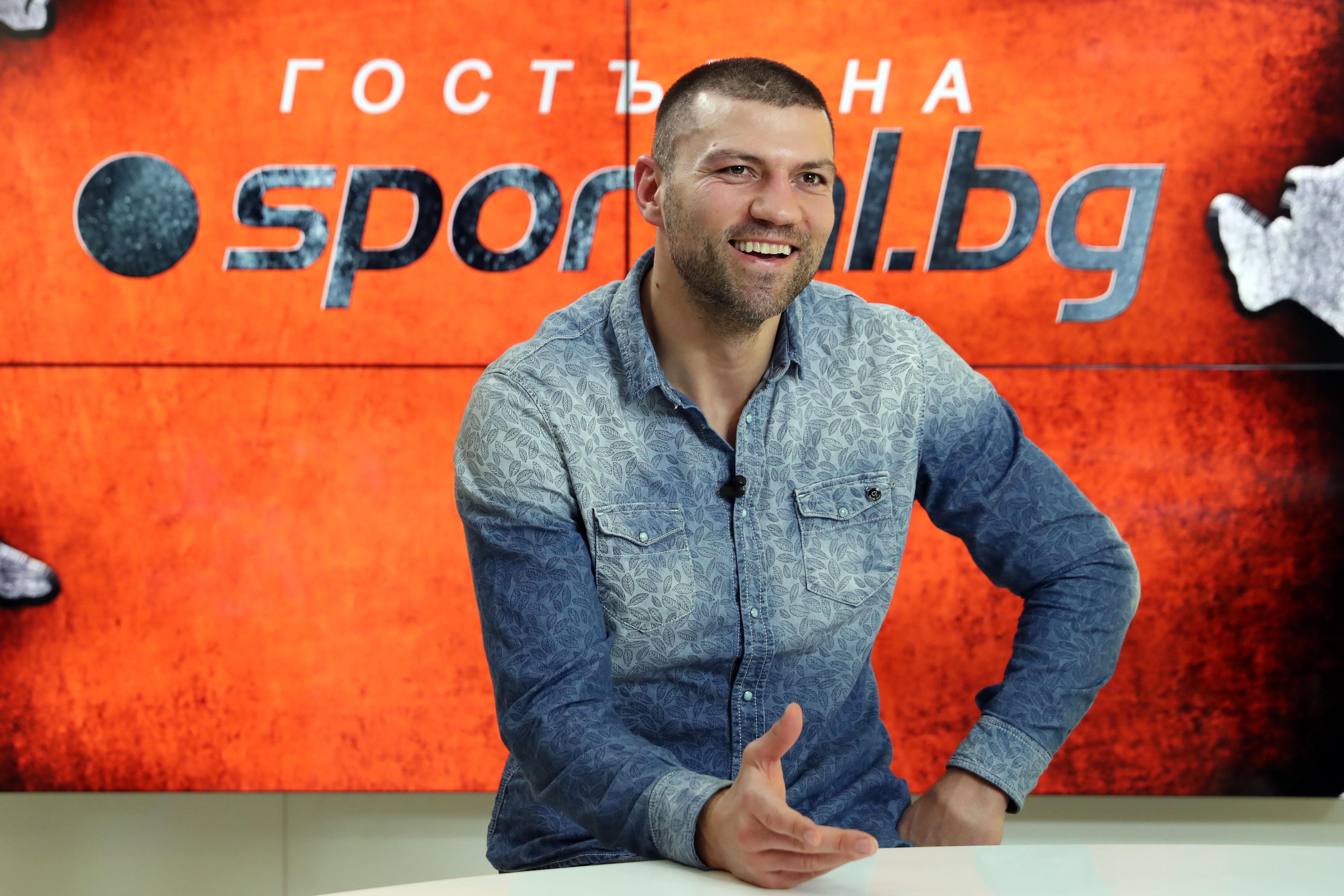 25-годишният Абдулнасер Делалич от Босна и Херцеговина е следващият съперник