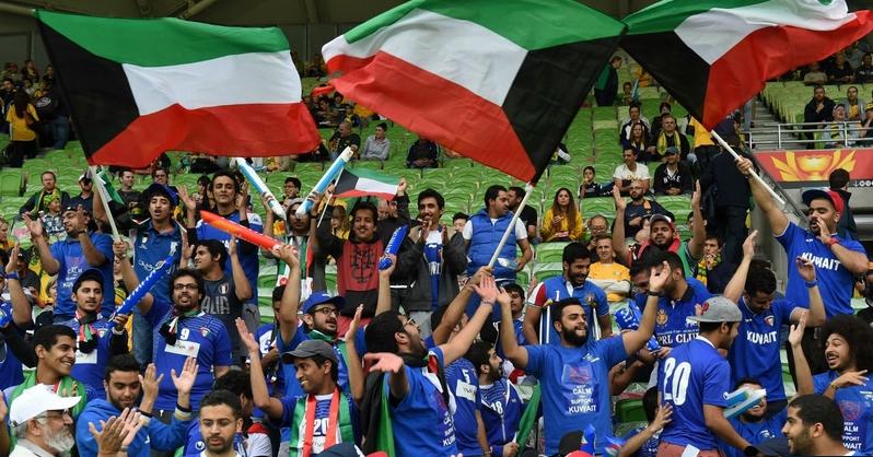 Снимка: ФИФА върна в световното футболно семейство отборите от Кувейт