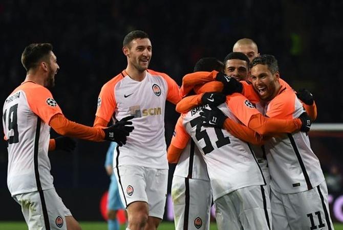 Шахтьор Донецк нанесе първа загуба за сезона на Манчестър Сити