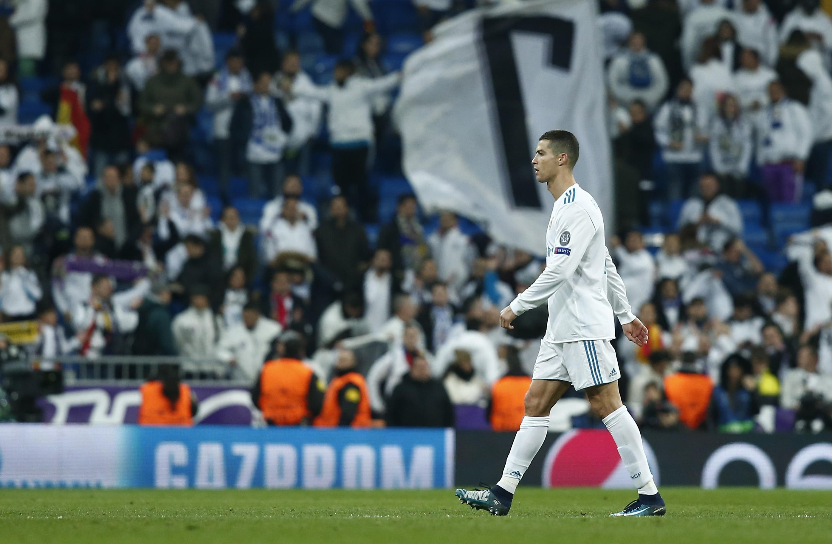 """Звездата на Реал Мадрид Кристиано Роналдо изрази надежда """"белия балет"""""""