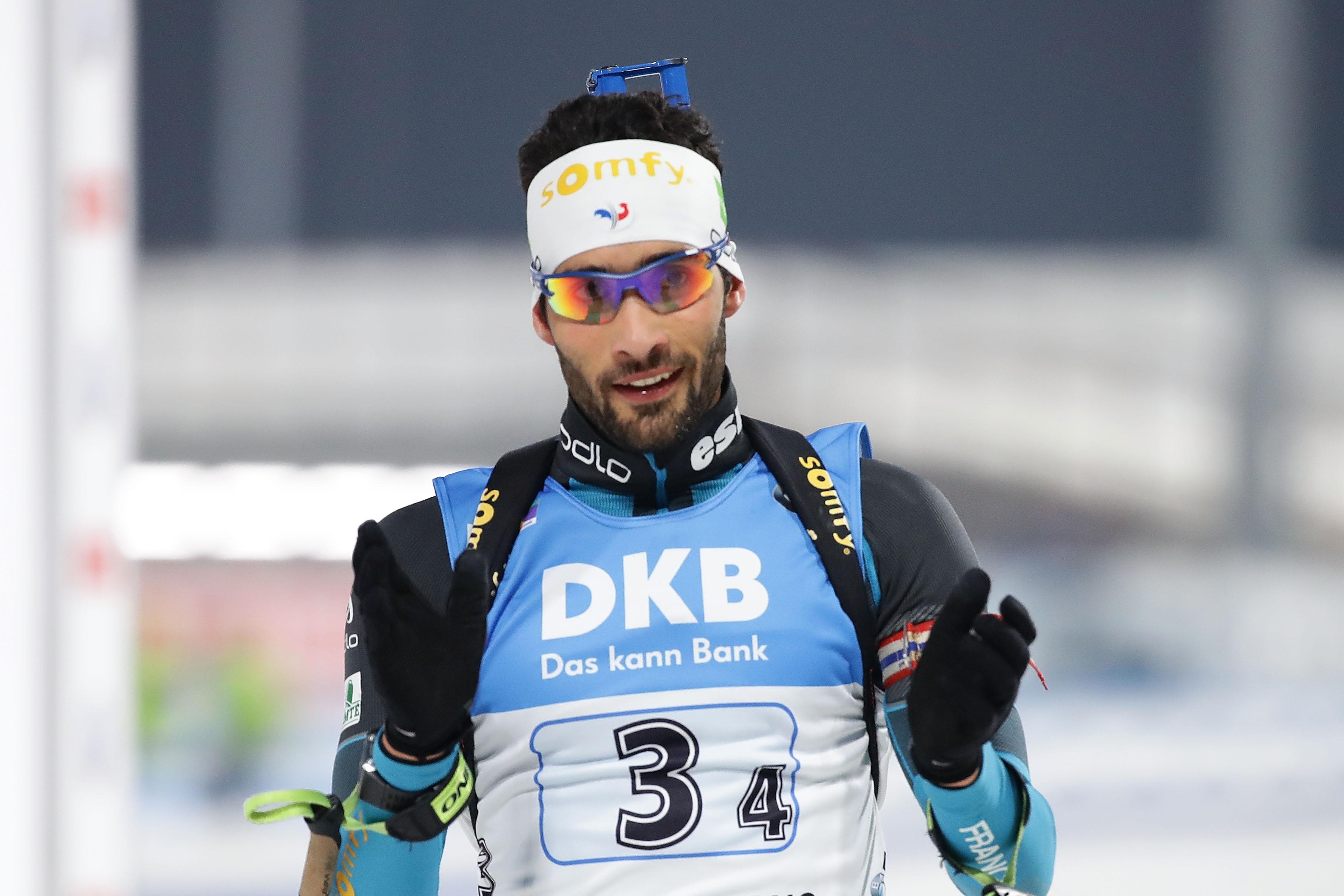 Биатлонист номер 1 в света Мартен Фуркад приветства решението на