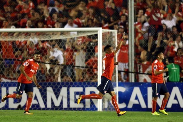 Снимка: Индепендиенте взе минимален аванс в първия финал за Копа