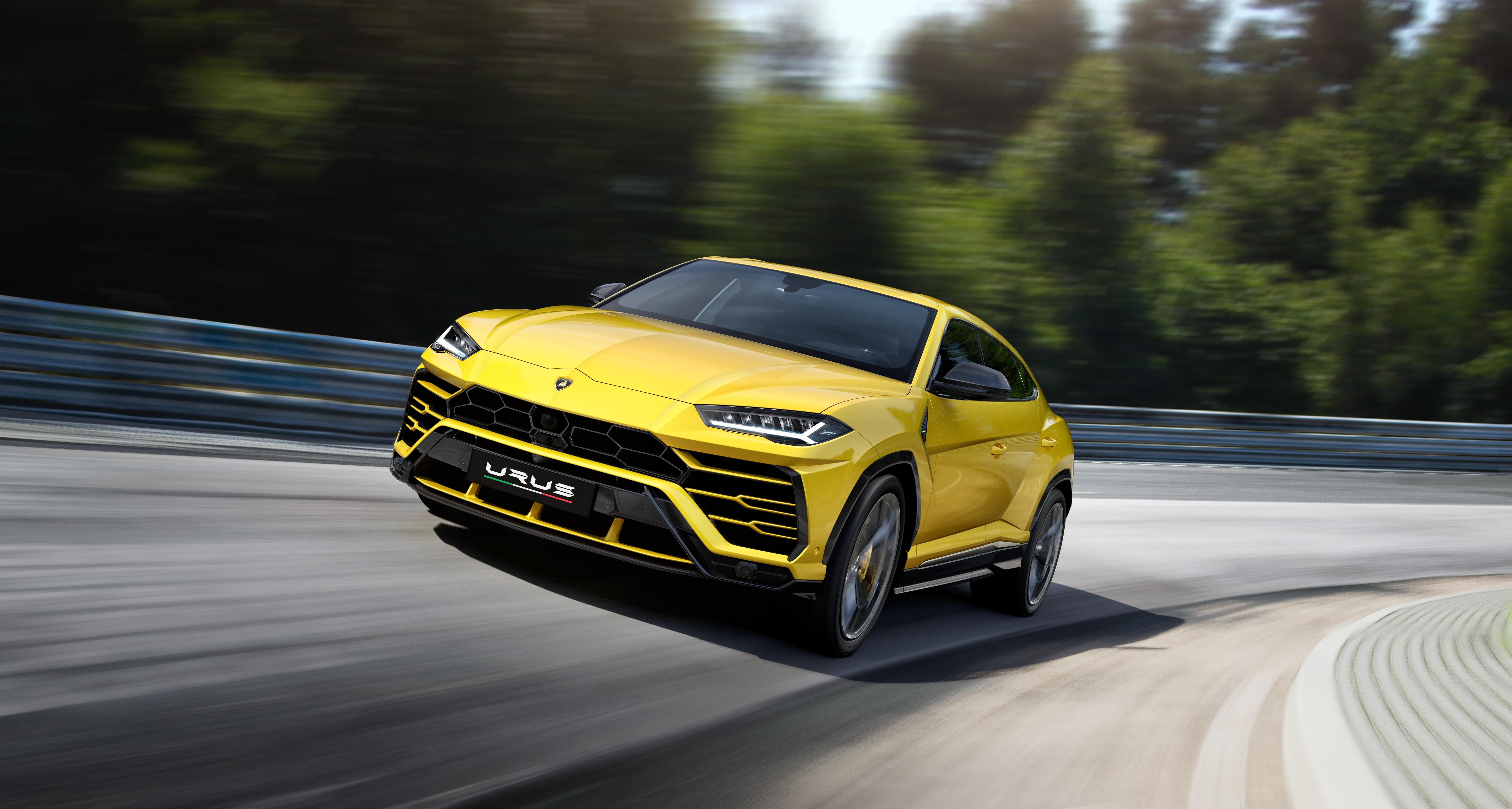 Запознайте се с Urus – най-новото творение на Lamborghini, официално
