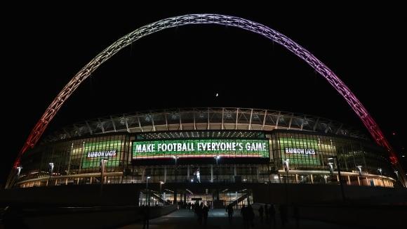 УЕФА реши Лондон да замени Брюксел като домакин на европейския