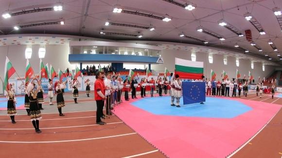Снимка: Откриха Европейското по олимпийско таекуондо в София