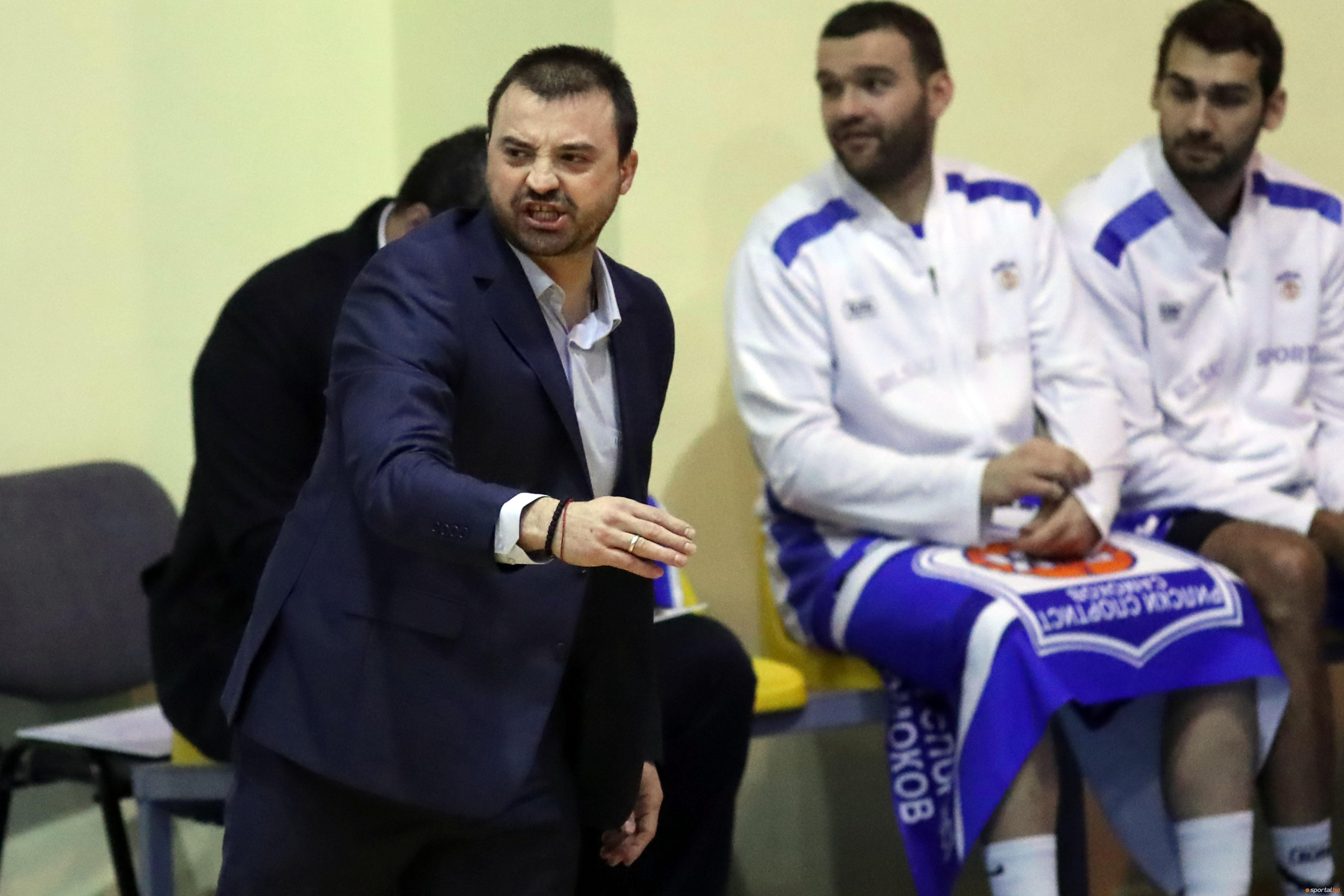 Отборът на Рилски спортист (Самоков) записа пета поредна победа в