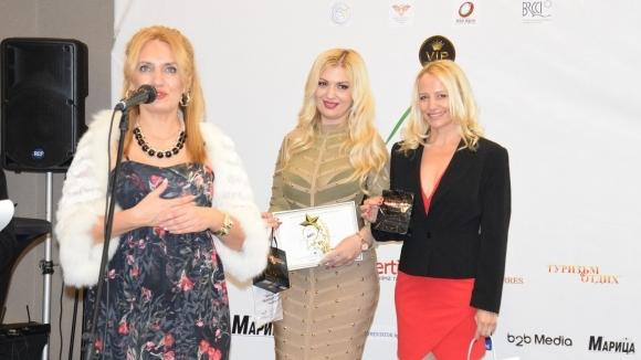 Снимка: Световната шампионка Дейзи Ланг връчи Балкански Оскари за туризъм